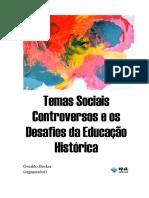 Becker.geraldo Org Temas Sociais Controversos e Os Desafios Da Ed.histórica