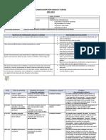 planificacion 2021 lenguaje 5to básico JUNIO