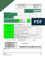 GCO-PV-FO-001 FORMATO DE EVALUACION DE PROVEEDORES