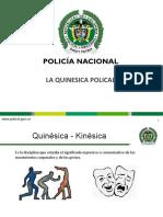 11. Quinesica Policial
