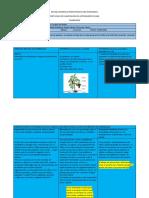 Las plantas y sus partes plan  de claces