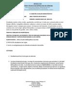 Guia Clase 26 de Junio Tecnicas de Oficina III 2021