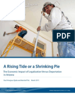 A Rising Tide or a Shrinking Pie