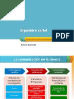 El Poster o Cartel-