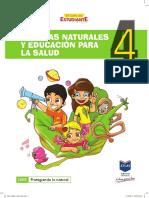 LIBRO de RESPUEST - Ciencias Naturales y Educación Para La Salud 4º