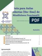 Guia para Aulas Abertas on-line MF - Ed.1a