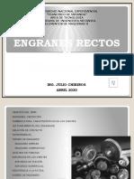 Tema i. Engranes Rectos y Helicoidales S-01