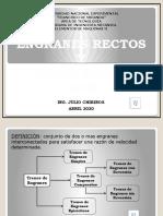 Tema i. Engranes Rectos y Helicoidales S-02