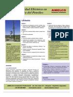 Curso Seguridad Eléctrica en El Petróleo