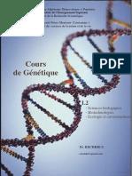 Cours Genetique PDF