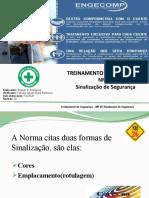 NR-26 Sinalização