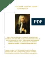 Georg Friedrich Handel