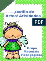 APOSTILA DE ARTES - GRUPO MATERIAIS PEDAGÓGICOS