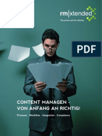 rm|xtended - Content managen