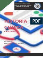 HC DERMATOLÓGICA - MICHELLE HERNÁNDEZ - GRUPO 2