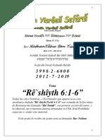 Tema@ Bereshith 6.1.6 PDF 5998