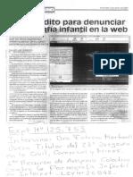 Recorte Diario Sergio Parodi