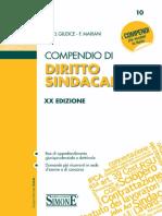 Compendio Di Diritto Sindacale • 2018 by F. Mariani Federico Del Giudice [Mar (Z-lib.org)