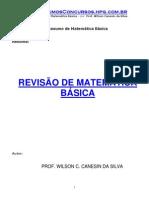 Matematica Basica - Revisao - 2