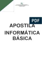 APOSTILA INFOMÁTICA BÁSICA