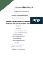 ESTRATEGIAS DEL MARKETING DIGITAL