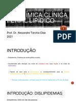 Bioquímica Clínica - Perfil Lipídico 2021
