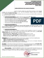 3@Dispositions complémentaires HR Management SE 3