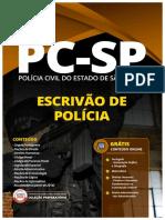 PC-SP - Escrivão de Polícia (2020)