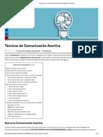 Técnicas de Comunicación Asertiva _ Divulgación Dinámica