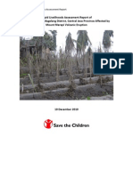 DRAFT Rapid Livelihoods Assessment Report