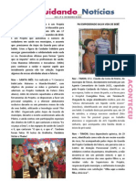 Cuidando Notícias nº 04 - Ano 1   Projeto Cuidando do Futuro