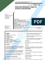 NBR_05125_-_1996_-_Reator_para_Lâmpada_de_Vapor_de_Mercúrio_a_Alta_Pressão