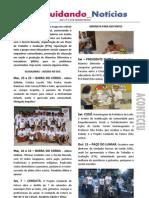 Cuidando Notícias nº 02 - Ano 1 | Projeto Cuidando do Futuro
