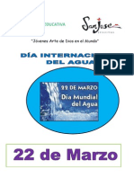 Día del agua 2011 Material virtual