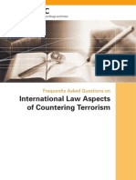 International Law Aspects of Countering Terrorism
