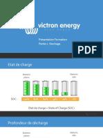 Victron Energy - Présentation Formation - 2. Stockage