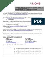 Dossier Inscriptions Accès de Plein Droit