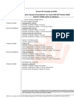 Conseils Produits Wacker Neuson Excavatrices Sur Roues EW100 Perkins 854E-E34TA T4i_IIIb (2014 Et Ultérieur)