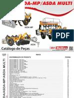 Catálogo de Peças ASDA ASDA-MP ASDA Multi (Parte 01)