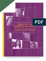 Diálogo para grupos homogéneos