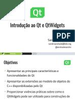 Introducao Ao Qtwidgets