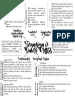 Farmacologia do Diabetes