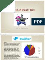 Twitter en Puerto Rico