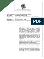 ADI 006635 - Privatizacao Dos Correios - Aditamento a Inicial - CD