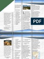 Isla de Ometepe brochure