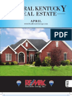 My Central Kentucky Real Estate April 2011