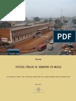Políticas públicas de urbanismo em Angola