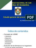 2° ESTUDIOS DEL PROCESO LADME
