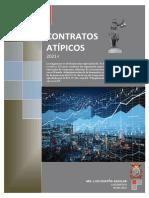 CONTRATOS ATÍPICOS - MG. LUIS CHAYÑA AGUILAR