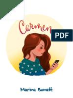 Carmen - Marina Bonafé
